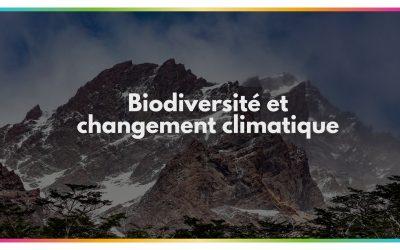 Biodiversité et changement climatique